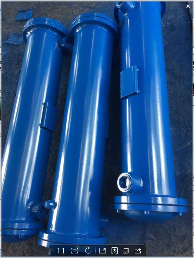 GLC-1.2紫銅管換熱器GLC-1.3內不銹鋼冷卻器