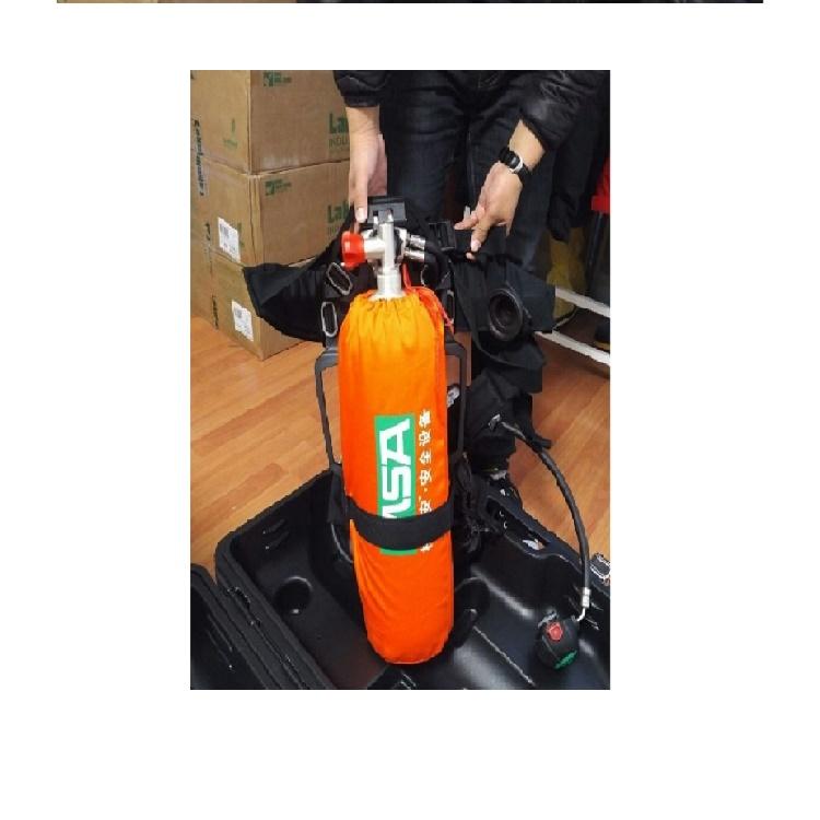 北京有限空间空呼梅思安AX2100维护保养