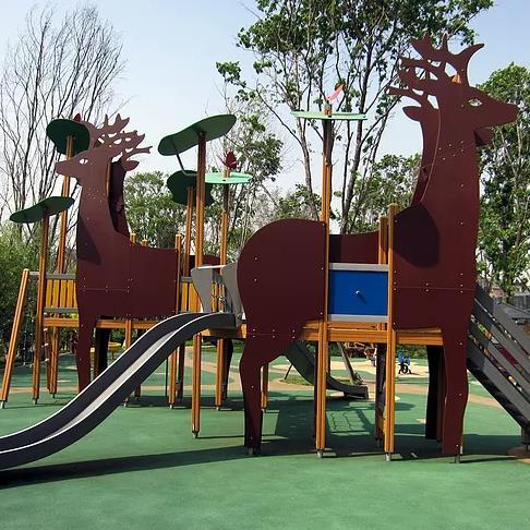 武漢主題公園改造成功案例