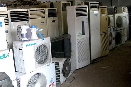 虹口掛式空調回收電話 上海二手空調回收 空調回收公司