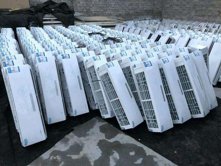 金山8成新空調回收公司 空調回收電話 空調回收公司