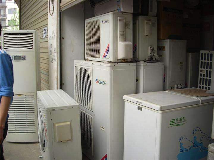 徐匯舊空調空調回收上門服務 免費上門回收舊空調 空調回收公司