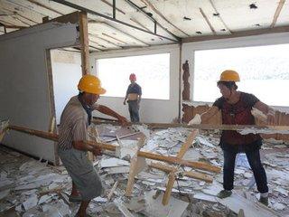 嘉定房屋工程拆除價格 拆除工程規范