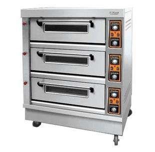 天水商用两层四盘面包烤箱厂家供应