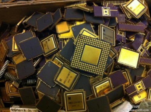嘉定芯片回收 電子芯片回收 芯片回收加工