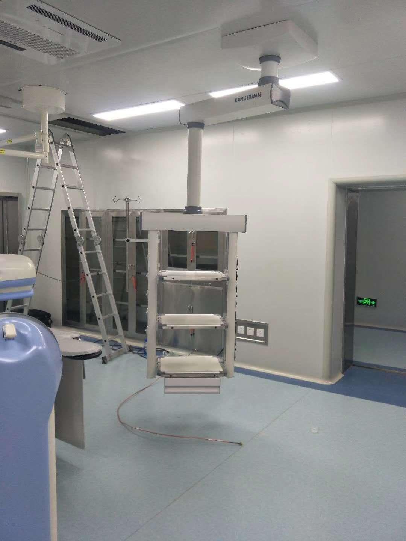 ICU監護室手術室醫用吊塔干濕分離吊橋**
