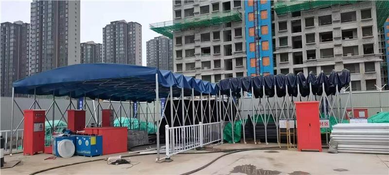 铜川电动雨棚厂家