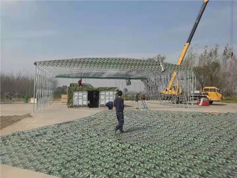 重庆移动雨棚厂家