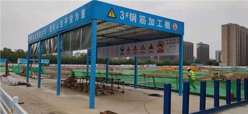 晋城防护棚规格
