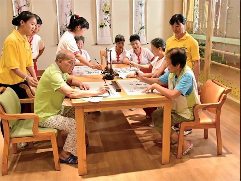 广州排名的老年公寓自理老人收费标准