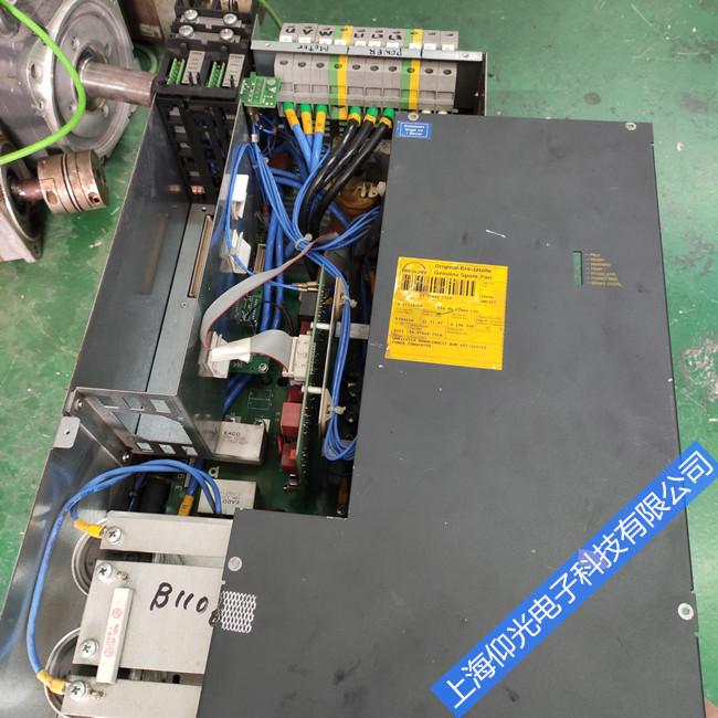 保山包彌勒伺服驅動器無電源維修 主板故障 部分當天好