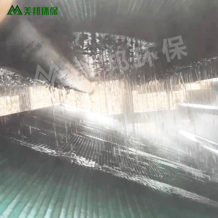 岳阳河道清淤污泥压干机应用用途