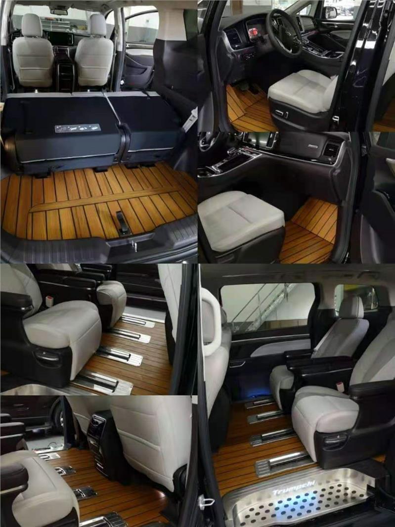 无锡传祺GM8木地板改装费用