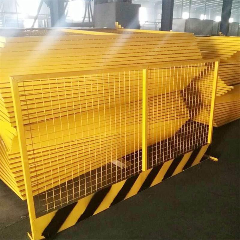 江西工地临边安全防护栏基坑护栏