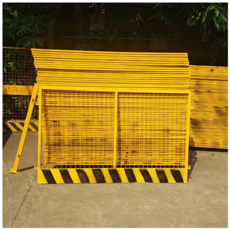 河北工地临边安全防护栏基坑护栏量大价优