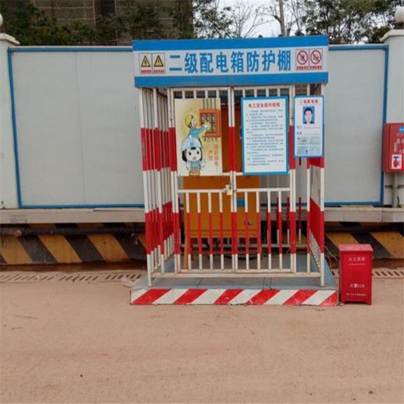 江西施工临时防护栏基坑护栏围栏围网