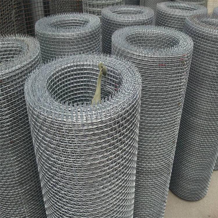 安平平纹编织轧花网生产厂家