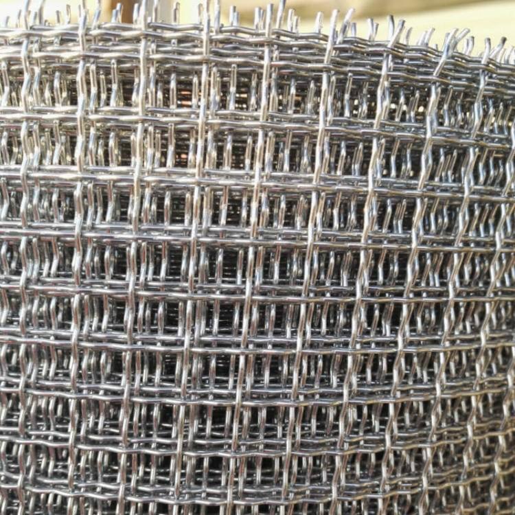 江苏白钢轧花网当天发货