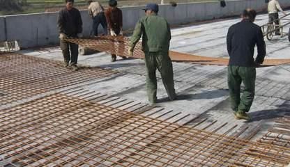 浙江台州桥梁钢筋网片