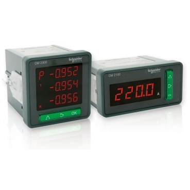齊齊哈爾施耐德電能表DM2350PLUS
