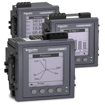 呼和浩特施耐德電能表PM2105C 電力參數測量儀 **特價