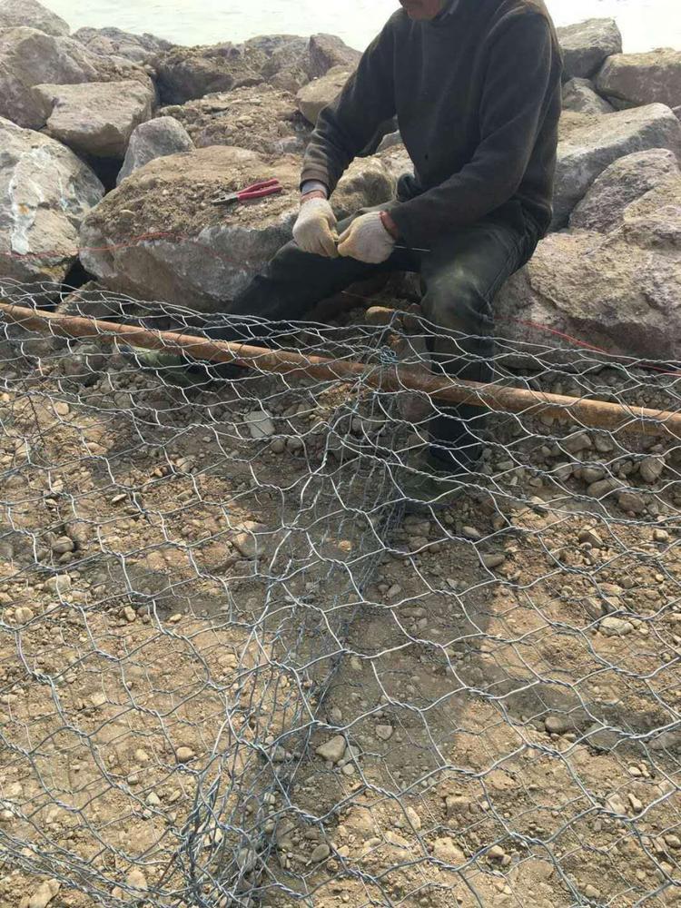 河床加固石笼网铁丝网
