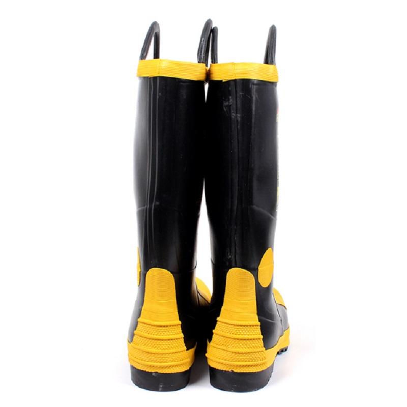 南昌雷克兰12171-2V消防靴防化靴制药厂