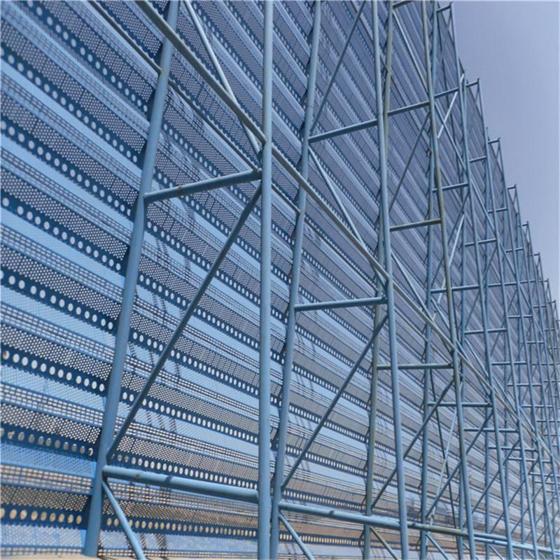 山西喷塑防风抑尘网生产厂家