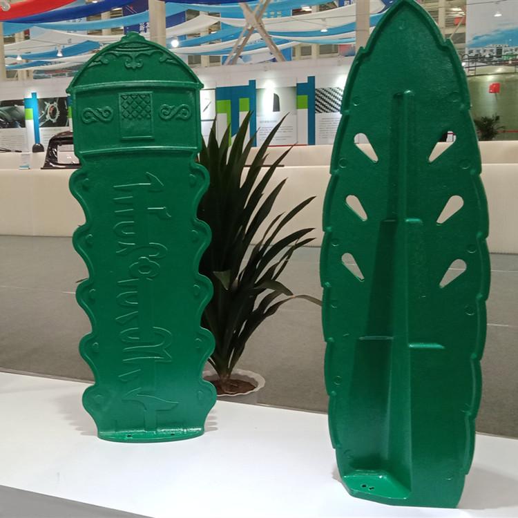 高速路玻璃钢防眩板 复合材料防眩板 异型产品订做