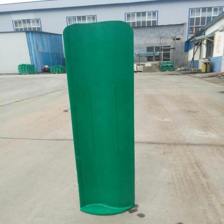 成都玻璃钢防眩板 复合材料防眩板 配支架