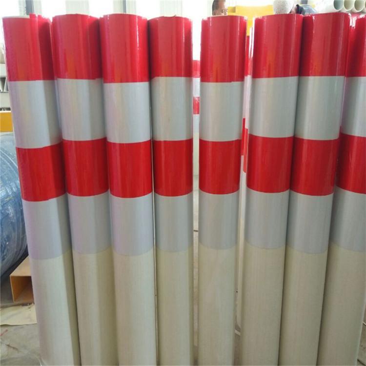 河南玻璃钢警示桩生产厂家-规格齐全 量大优惠-反光防护柱