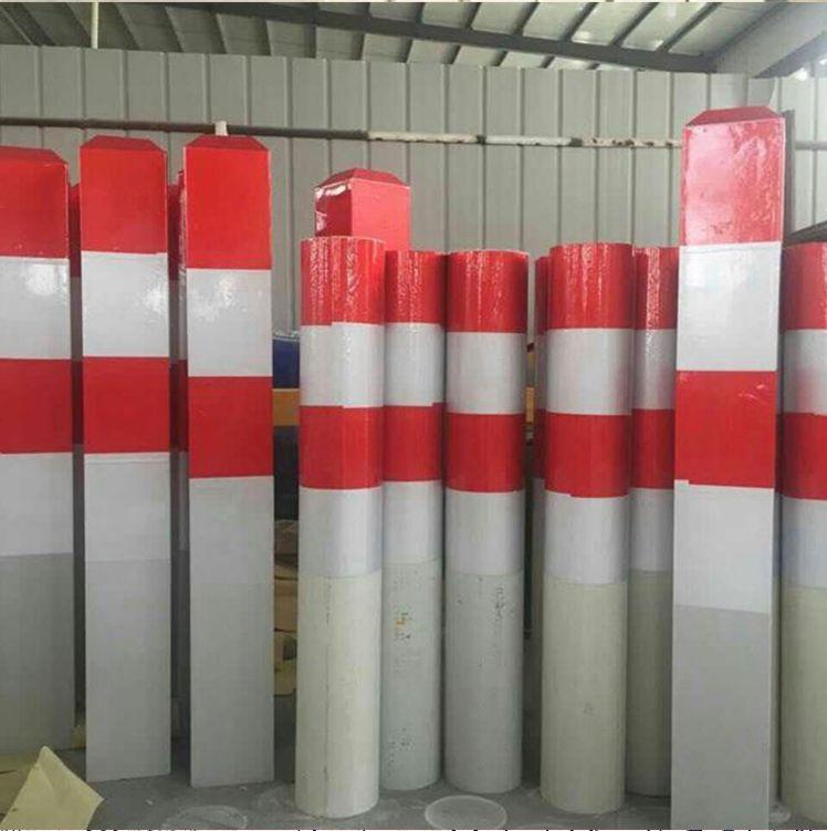 防撞柱玻璃钢警示桩批发价格