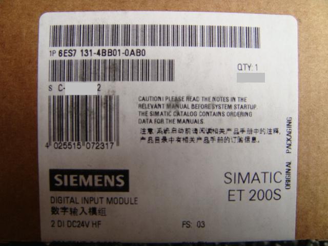 西门子S7-300模块6ES7321-1CH20-0AA0