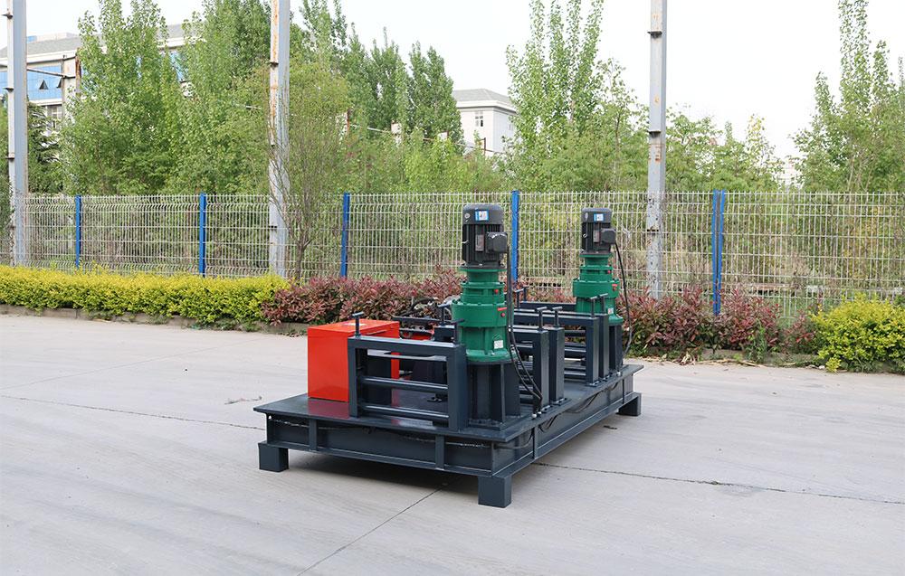 新疆工字钢冷弯机