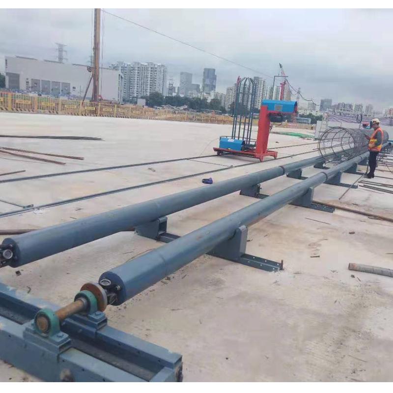 甘肃甘南州数控钢筋笼滚焊机