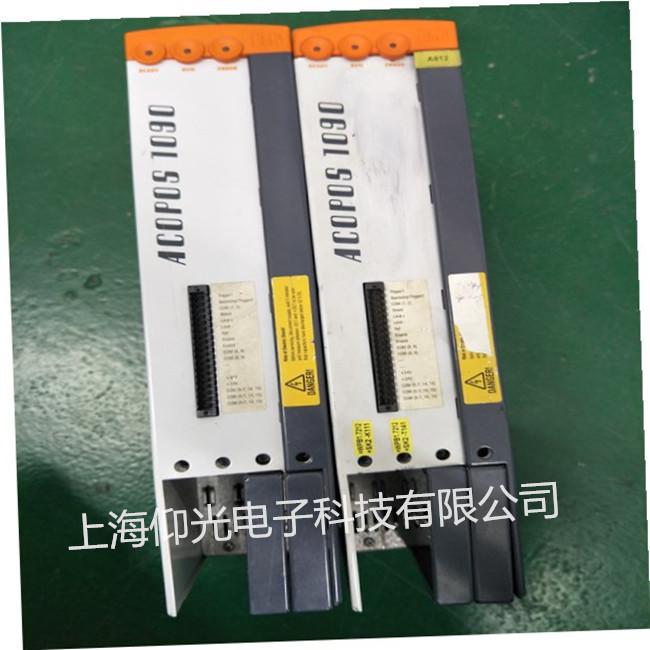 杭州貝加萊8VS驅動器維修報警 欠壓 有測試平臺