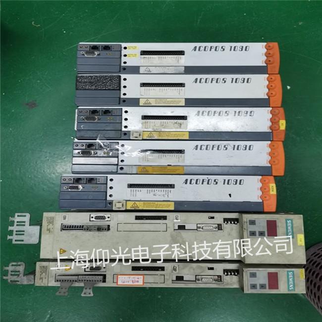 合肥貝加萊伺服驅動器1022 1045維修 炸機 測試好發貨
