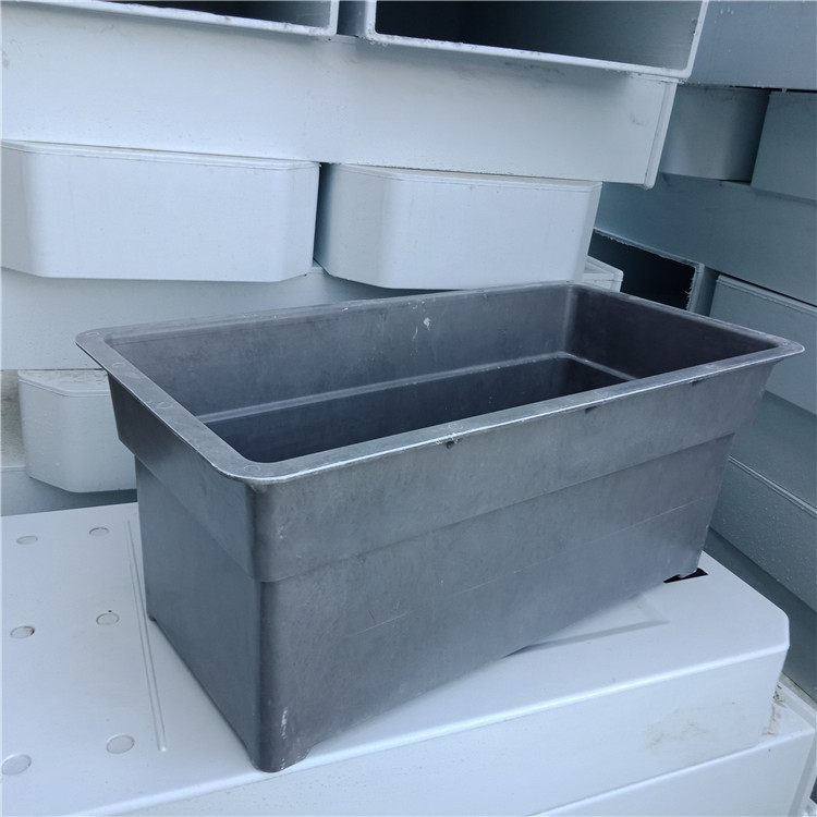 户外花盆花槽_耐日晒耐老化_组合式玻璃钢种植箱厂家