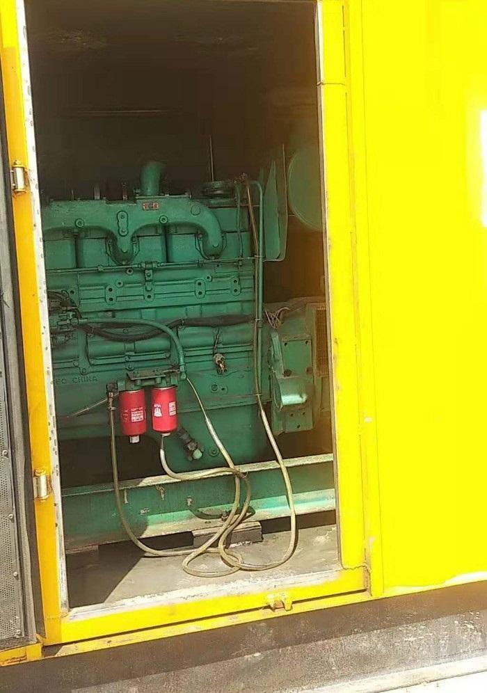 山西发电机出租 200kw发电机出租