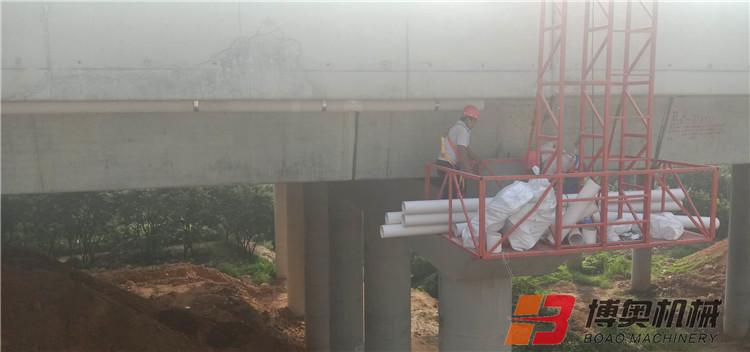 桥梁排水管安装资质