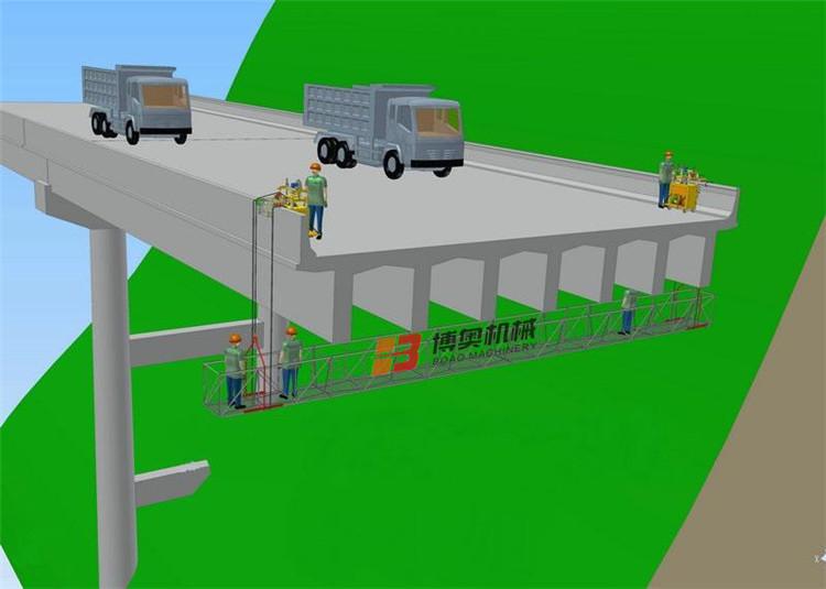 桥梁施工吊篮厂家