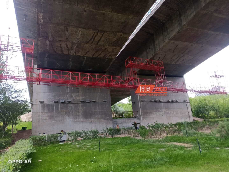 便捷的桥梁施工吊篮规格