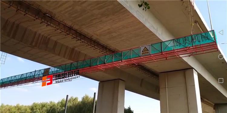 长春桥梁施工吊篮尺寸