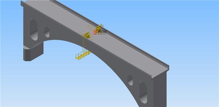 长沙桥梁施工吊篮规格