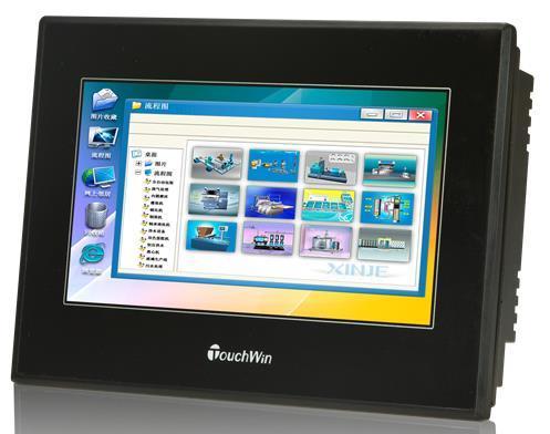 觸摸屏 一體機 人機界面應用案例 顯示器