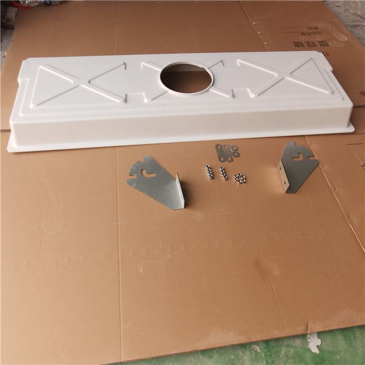 耐酸碱防腐蚀性能高 广东玻璃钢保温灯罩价格 猪舍保温灯盖板