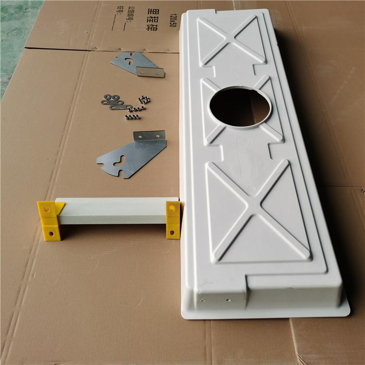 广西玻璃钢保温盖板定做加工 猪舍保温灯罩 保温效果好