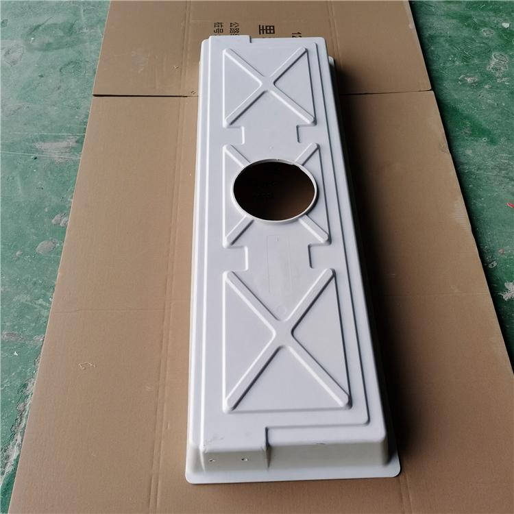 猪舍保温灯罩 畜牧养殖产床配件玻璃钢保温箱盖板价格
