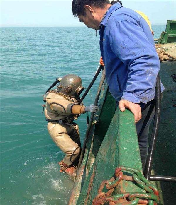 成都水下打捞工程