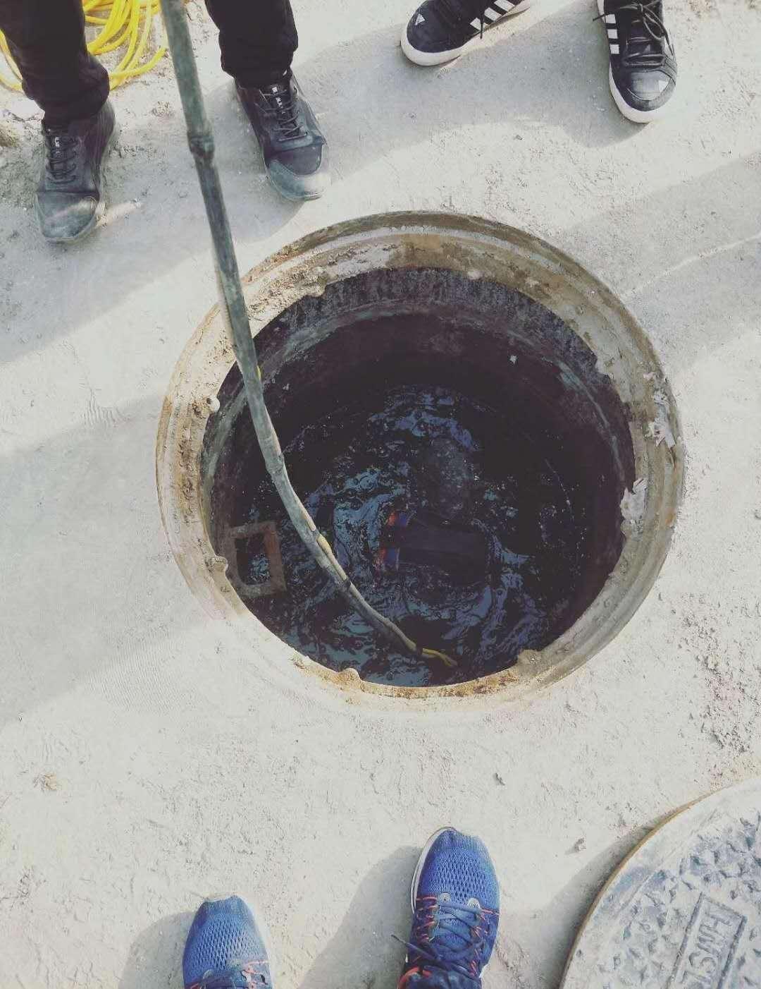 上海水下管道封堵工程